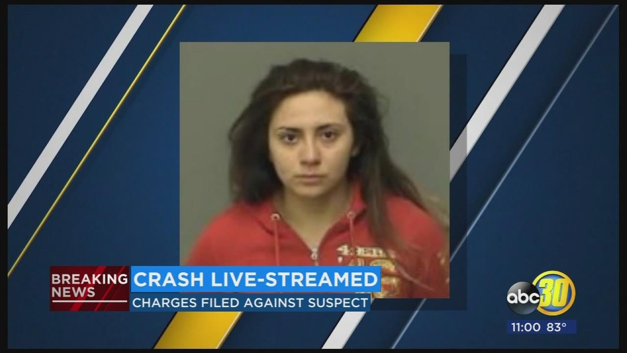 Obdulia Sanchez charged with manslaughter, DUI charges in Los Banos deadly crash