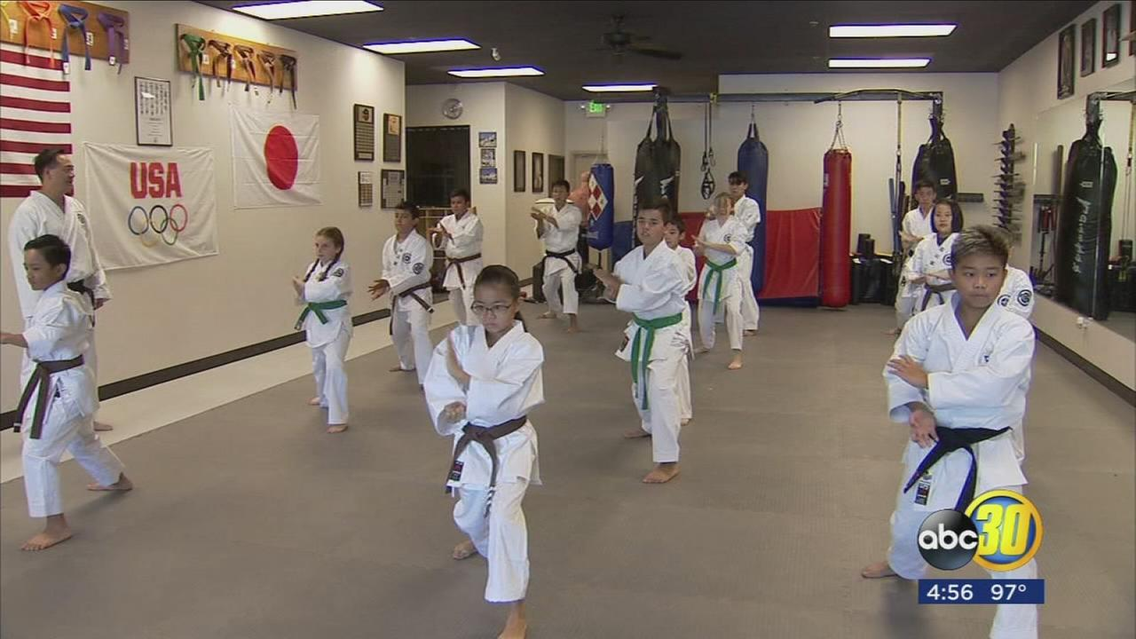 Local karate school remembering former martial artist, actor Stuart Quan while expanding teaching