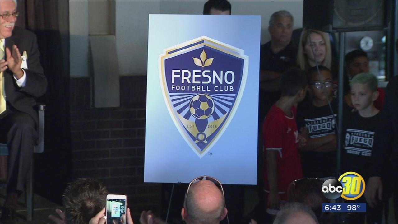 Professional soccer coming to Fresno