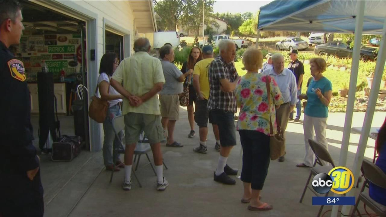 Madera County residents making their voice heard about possible release of a convicted arsonist