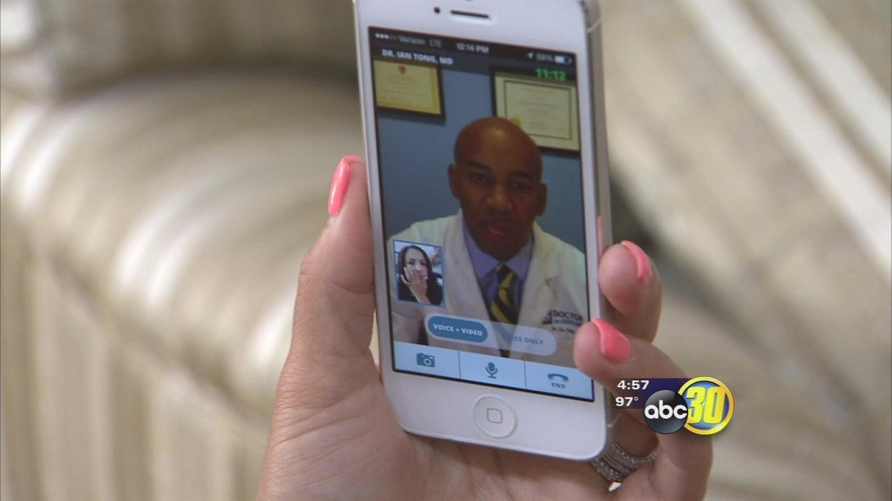 New App Offers Doctor on Demand