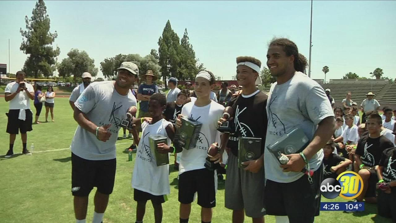 Good Sports: Kamp Kendricks