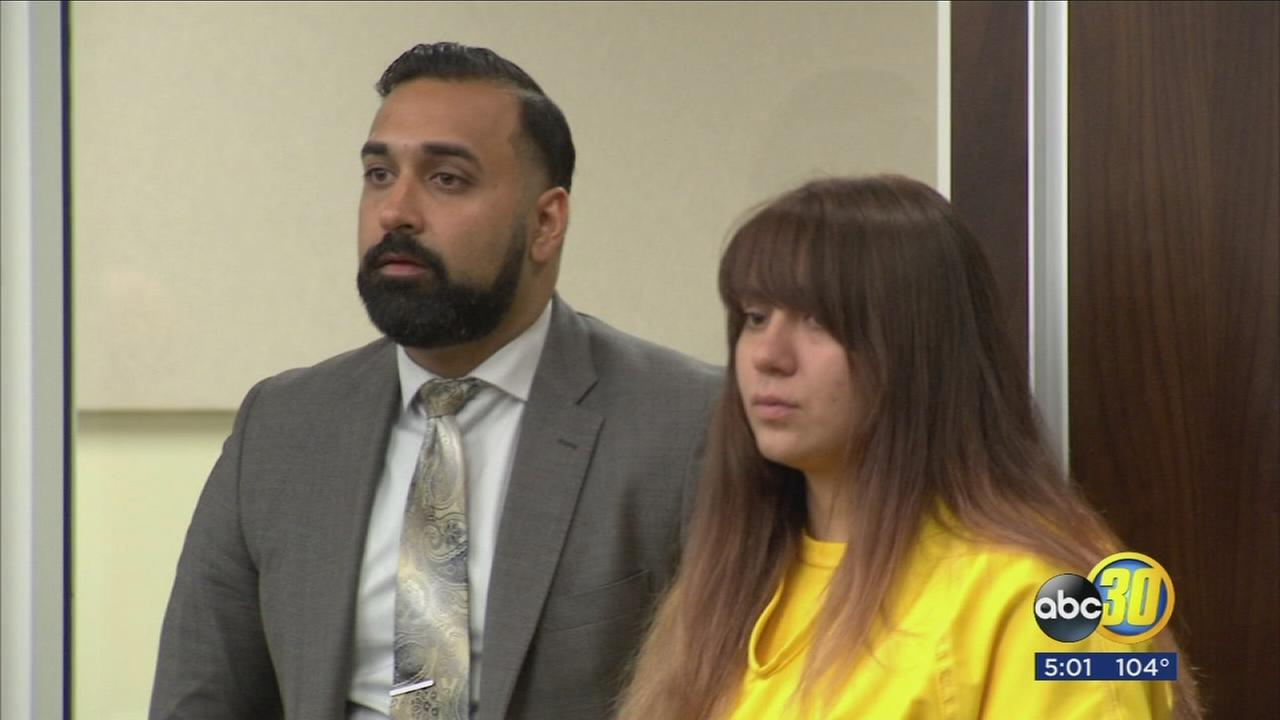 Judge refuses to lower bail for Obdulia Sanchez, 18-year-old who live streamed crash