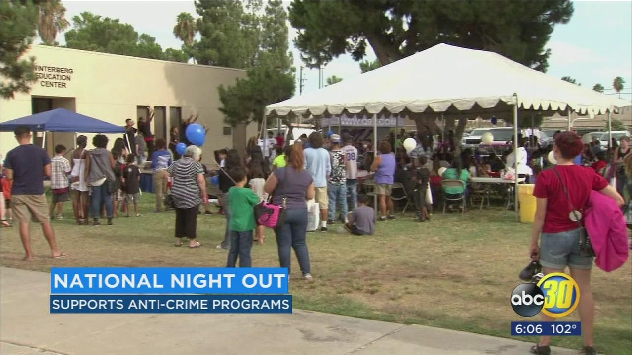 Several cities in the Valley participating in National Night Out