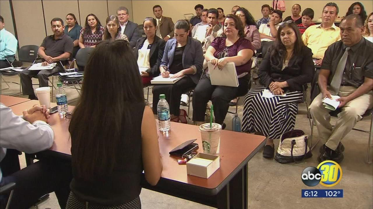 Spanish-language business class producing future Fresno entrepreneurs