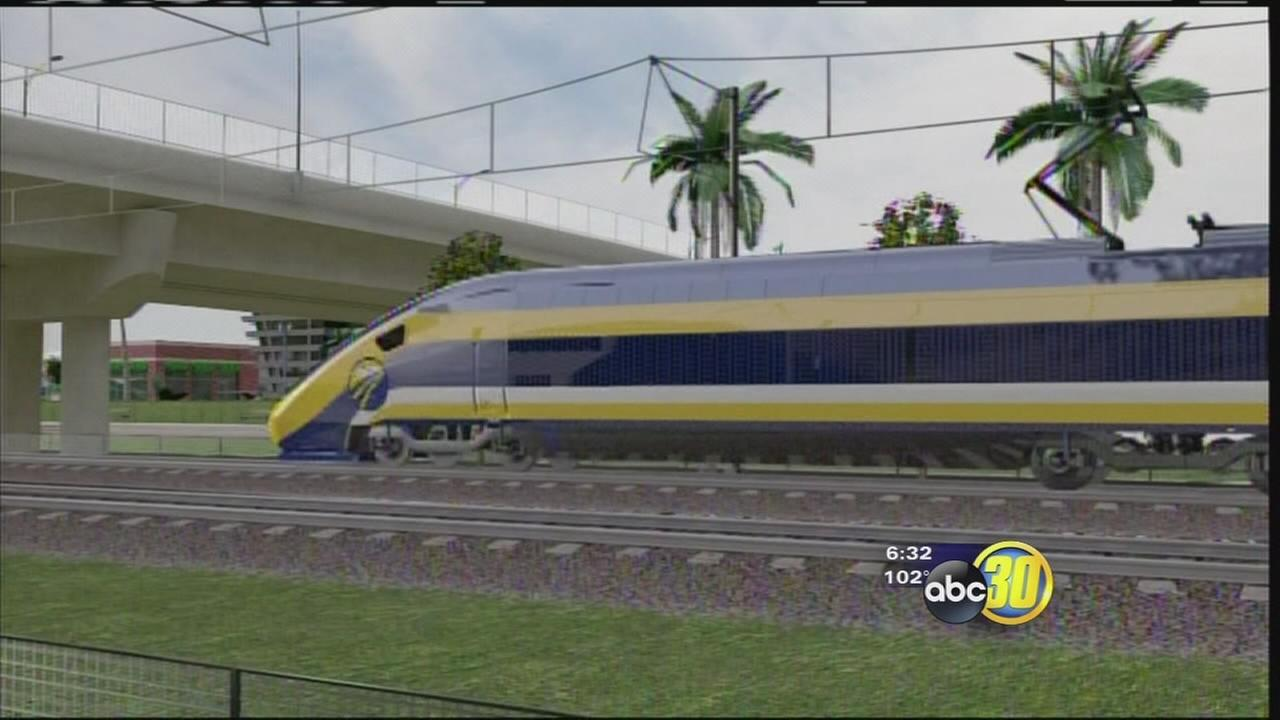 Fresno County Board of Supervisors withdraw support of High Speed Rail