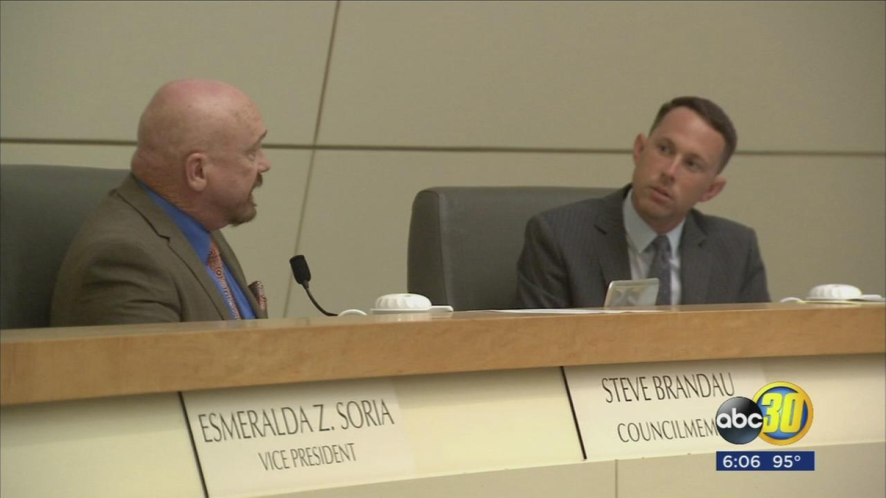 Fresno City Council get into heated debate over marijuana cultivation ordinance