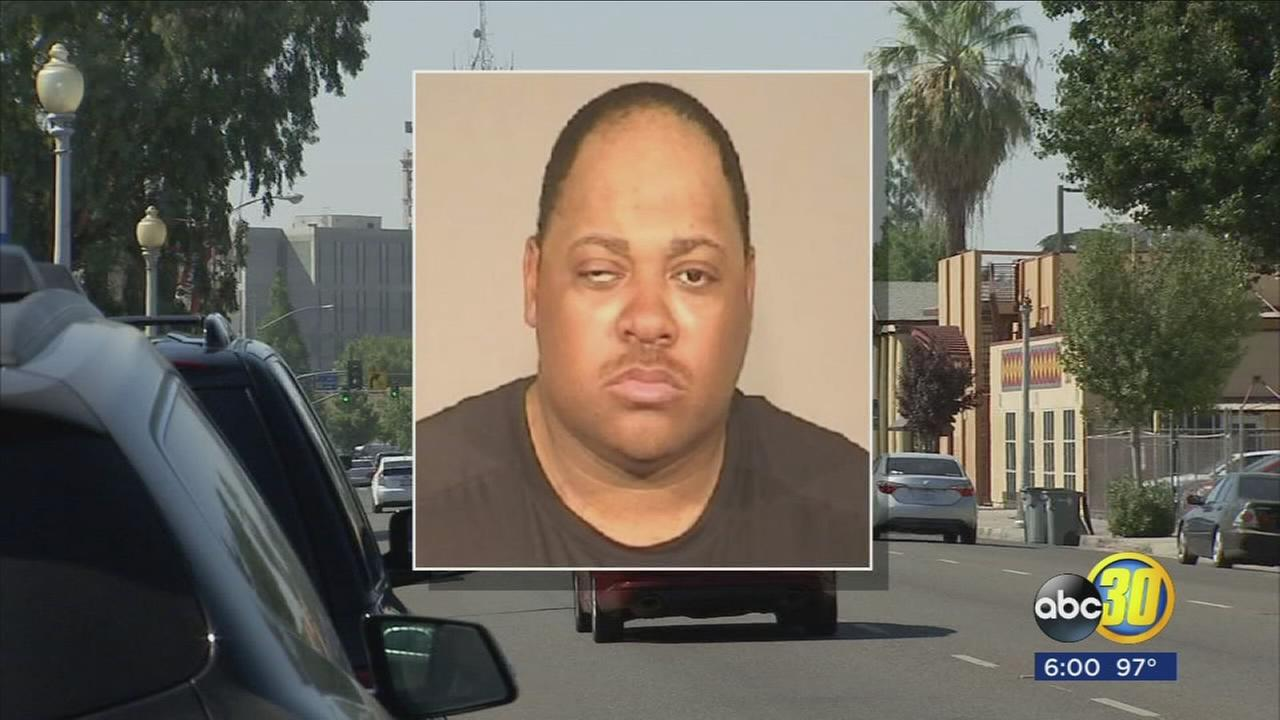 Convicted rapist caught working security at a Downtown Fresno rape counseling center