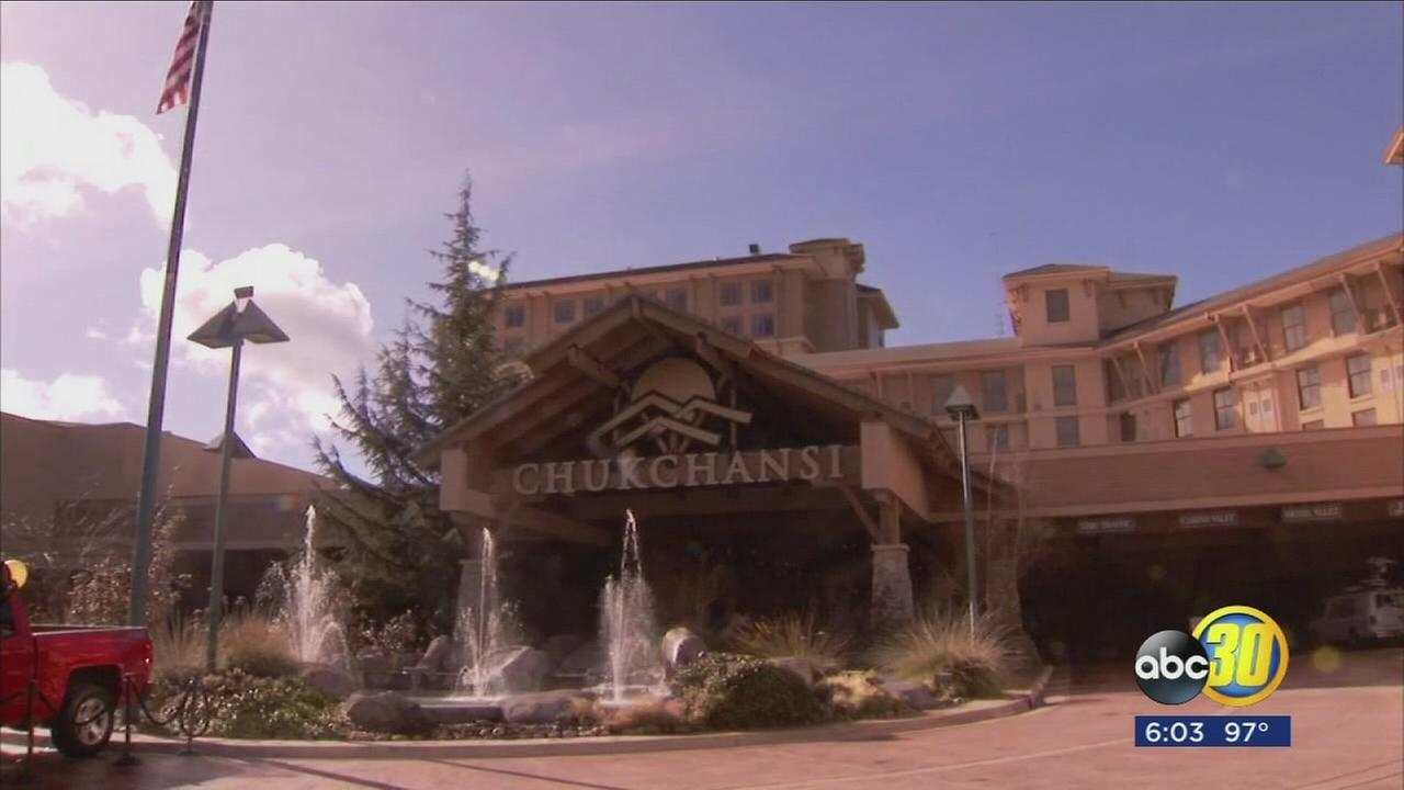 Gaming group who helped get Chukchansi back up and running suing tribal group claiming they are owed millions