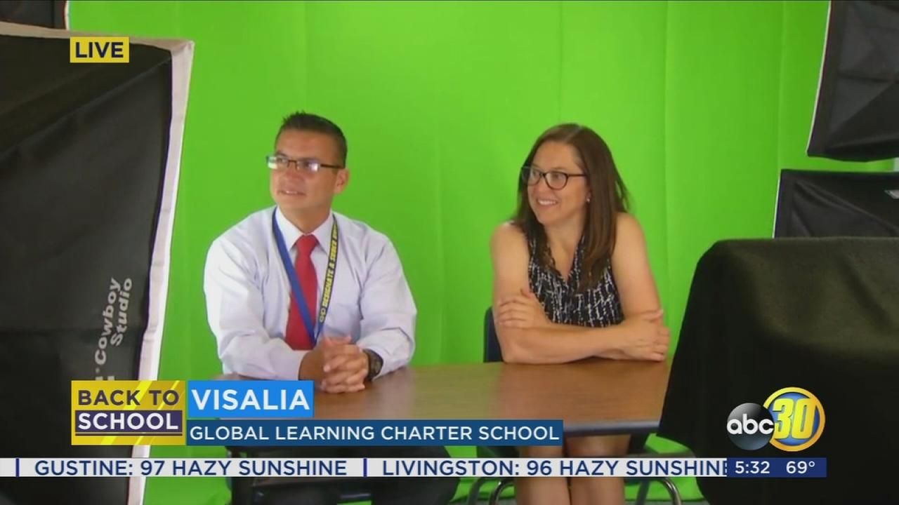 Visalia USD students head Back to School