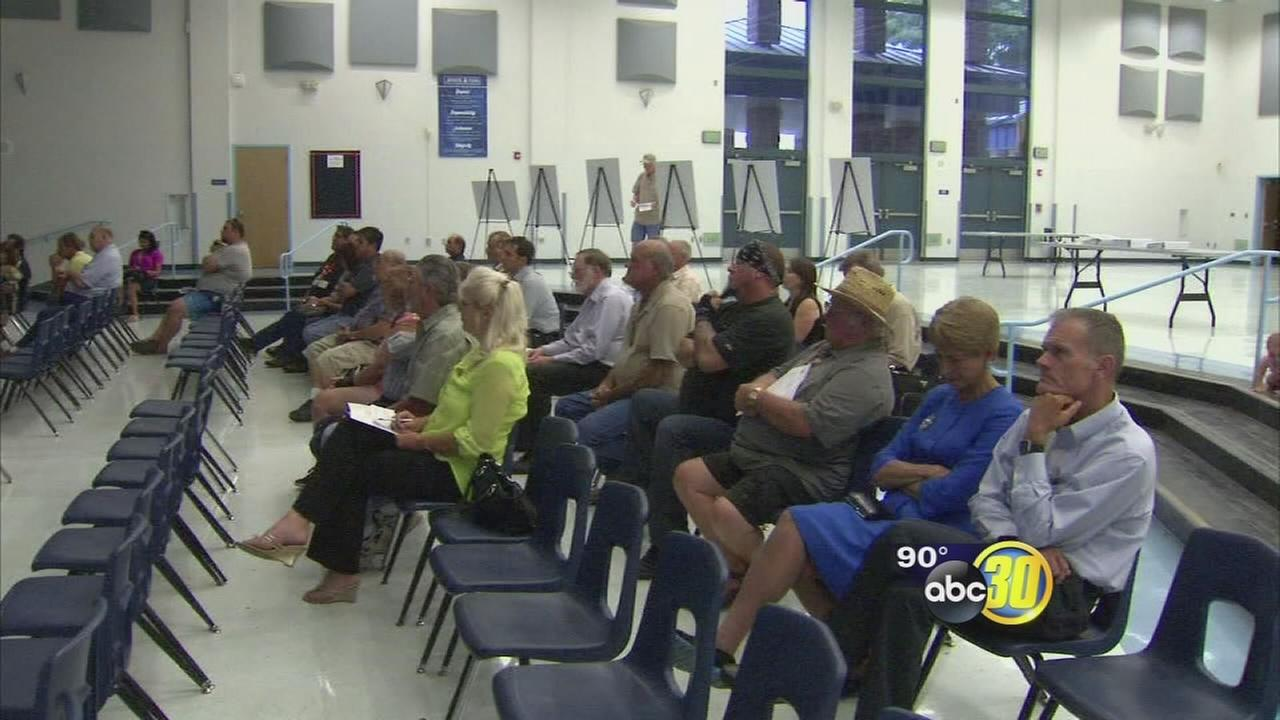 Sanger residents outraged over gravel mine proposal