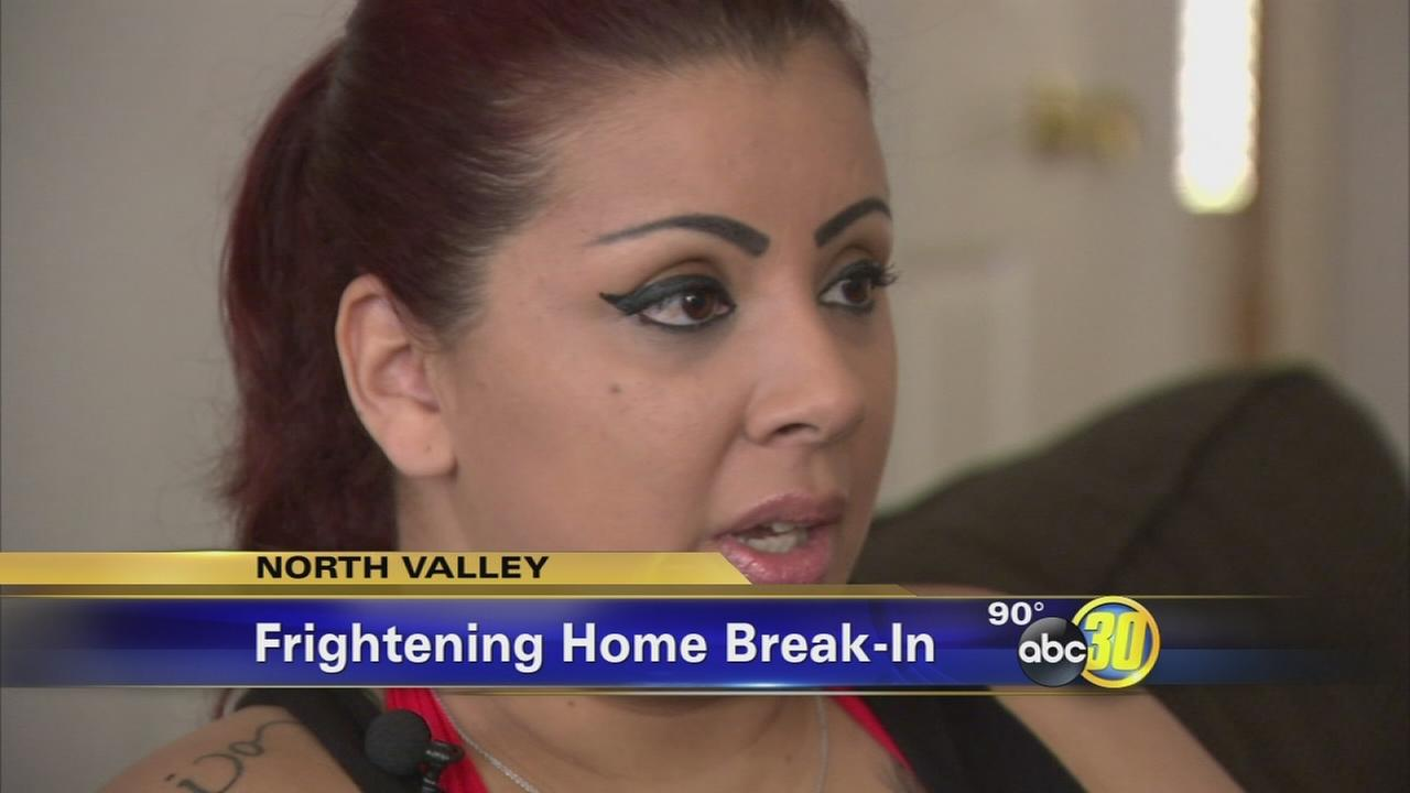 Burglars cut power to Madera home during break-in