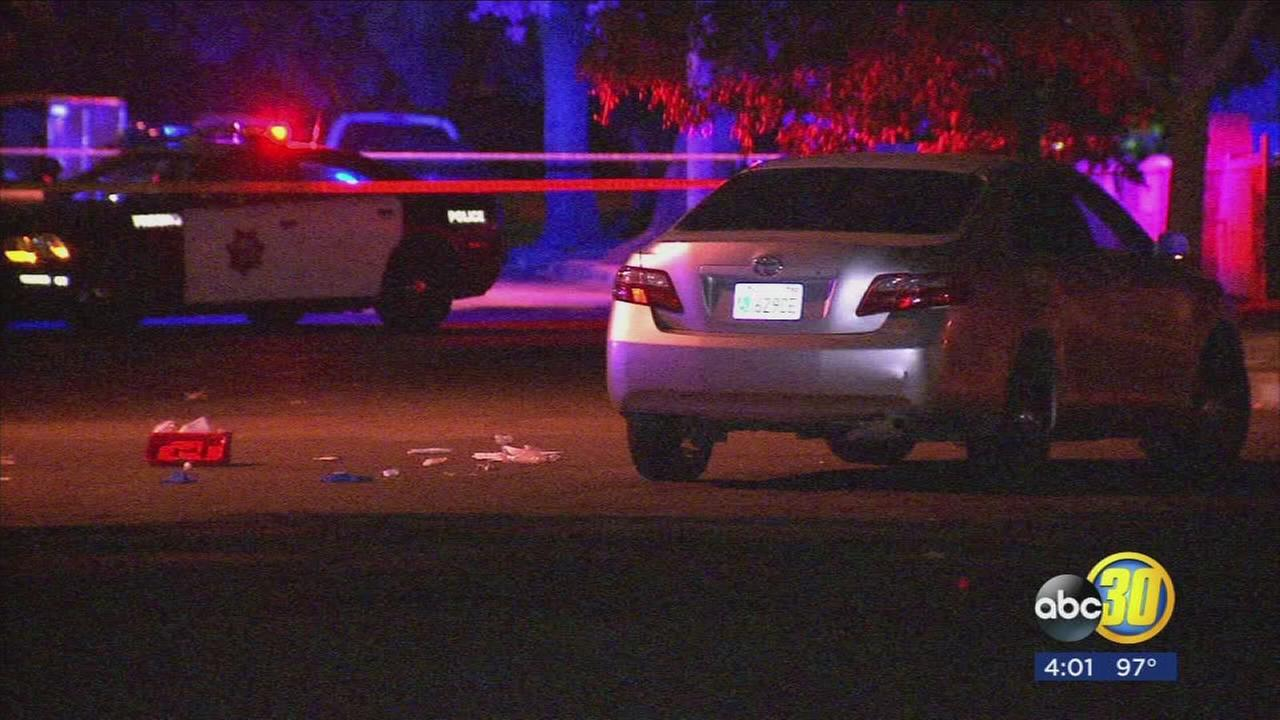 Police investigating after man shot and killed in Central Fresno