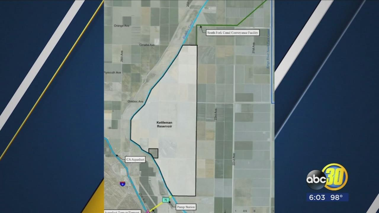 Kings County leaders oppose Semitropic water storage project
