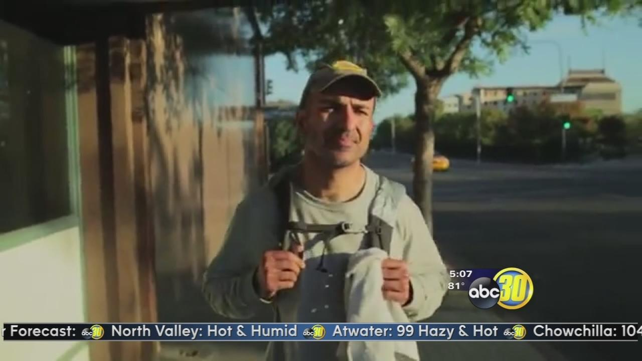 Neel Kashkari becomes homeless for documentary in Fresno