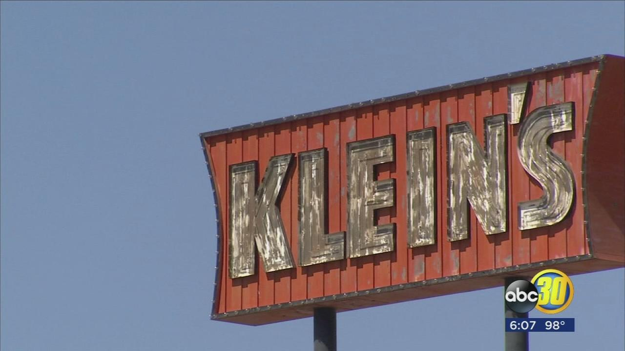 Popular truck stop Kleins to closing to make way for High Speed Rail