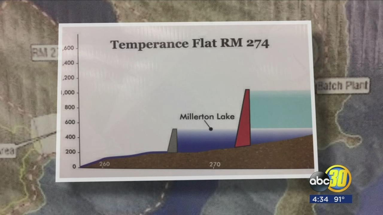 Supporters push to build $3 billion project at Temperance Flat Dam
