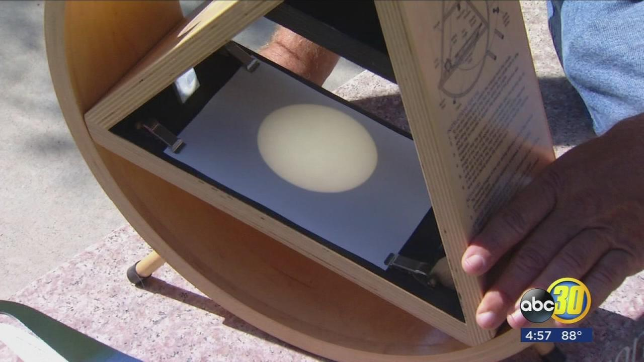 Tips for safely viewing the solar eclipse