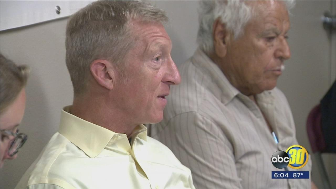 Residents from Valley communities sit down with billionaire philanthropist to discuss access to clean water