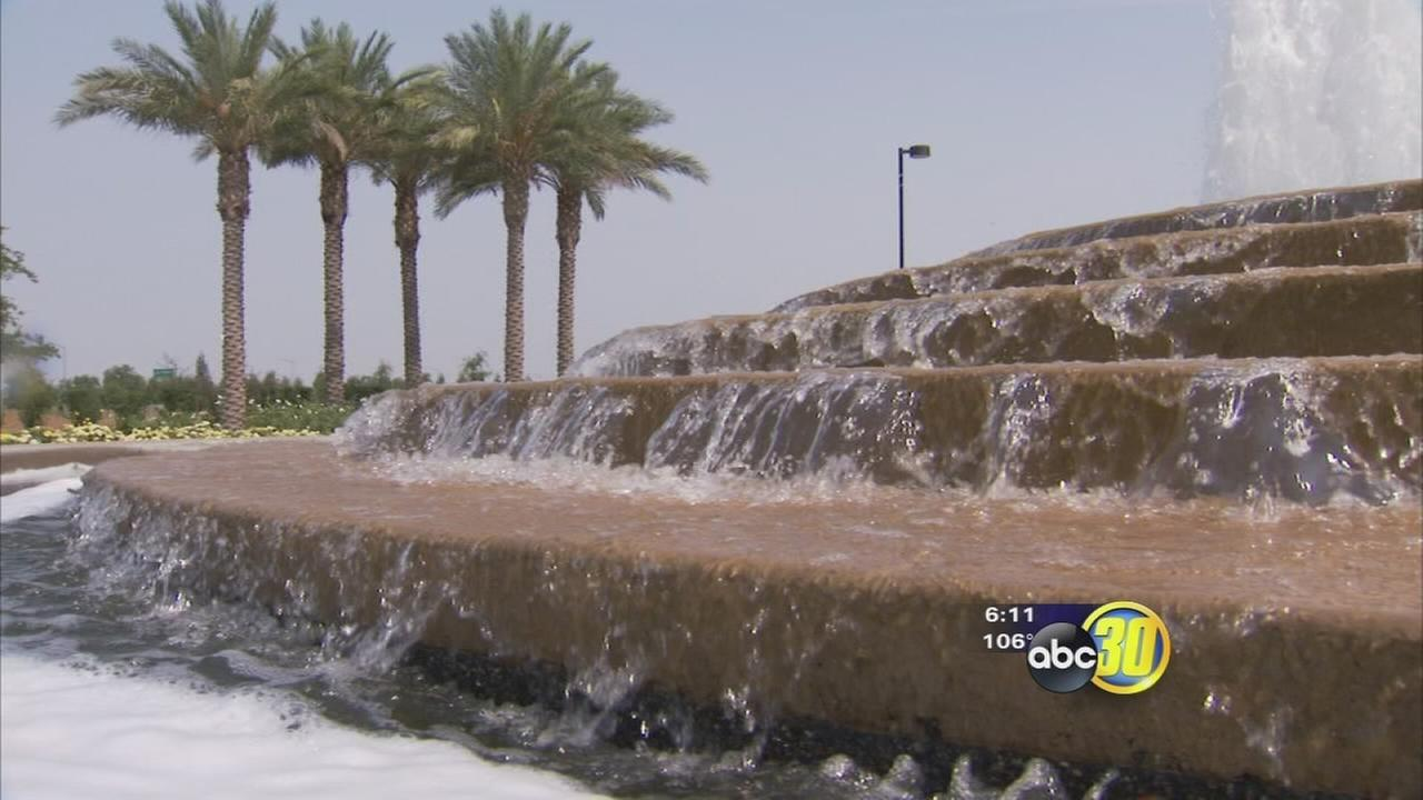 Clovis Community Medical Center answering the call to conserve water