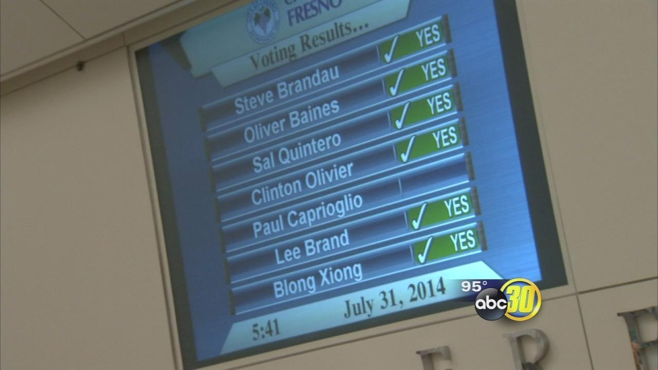 Fresno City Council agrees to repeal water rates hike