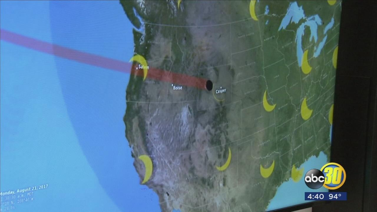 PG&E getting ready for solar eclipse which will cause solar power production to drop
