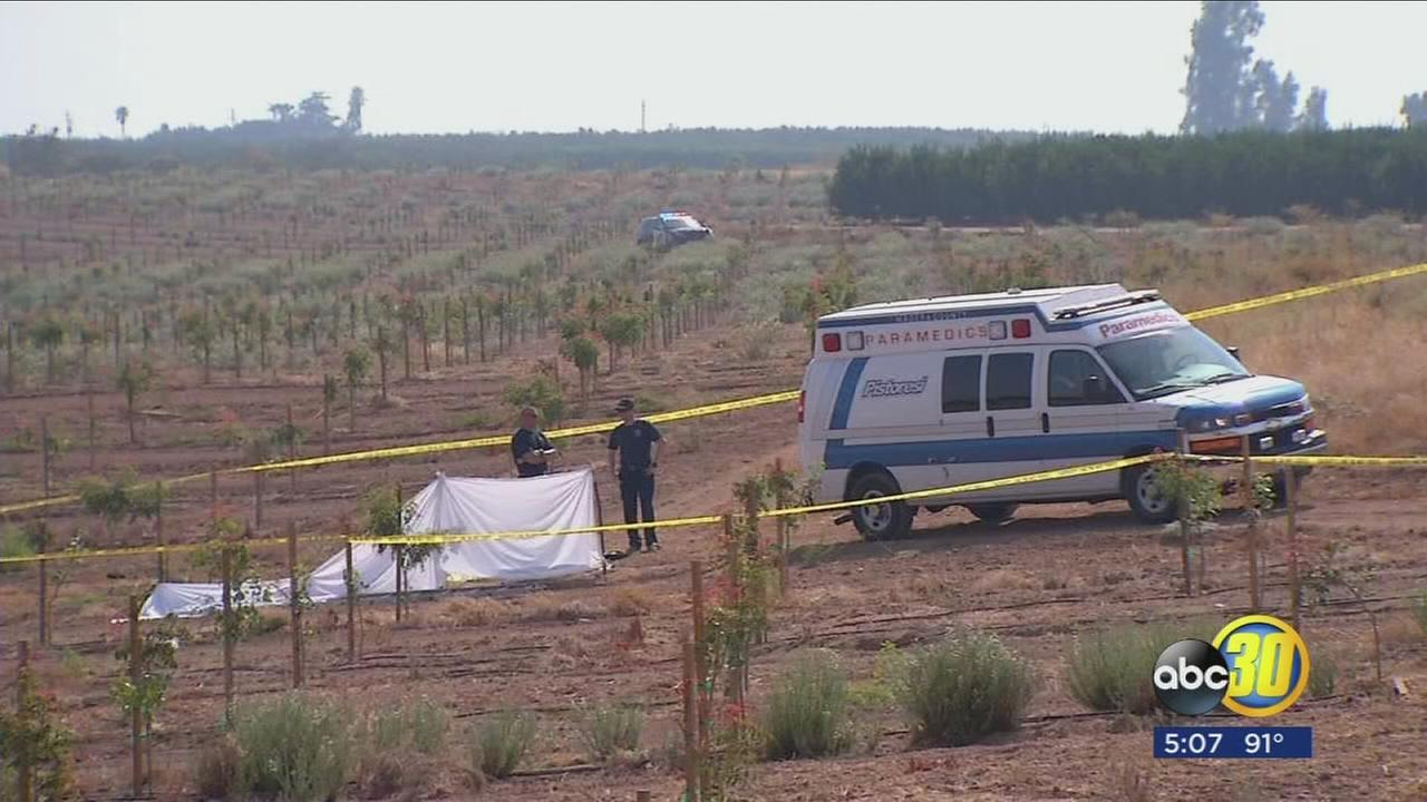 Investigators locate gun near scene of deadly officer-involved shooting in Madera County