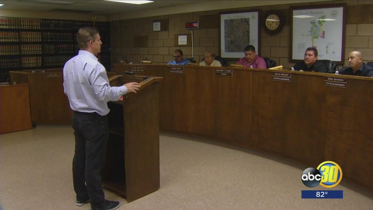 Mendota City Council voted passes marijuana ordinance allowing limited indoor cultivation
