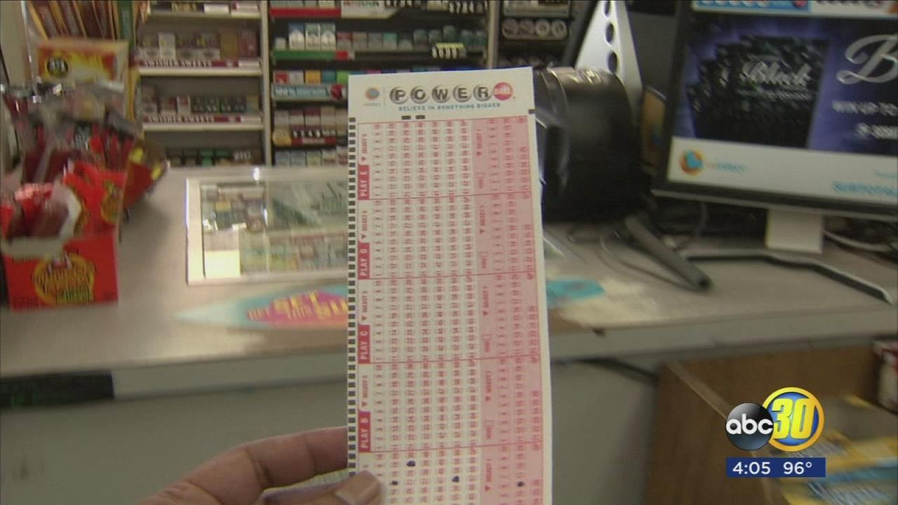 Many people in the Valley lining up for their chance to win the second largest Powerball Jackpot