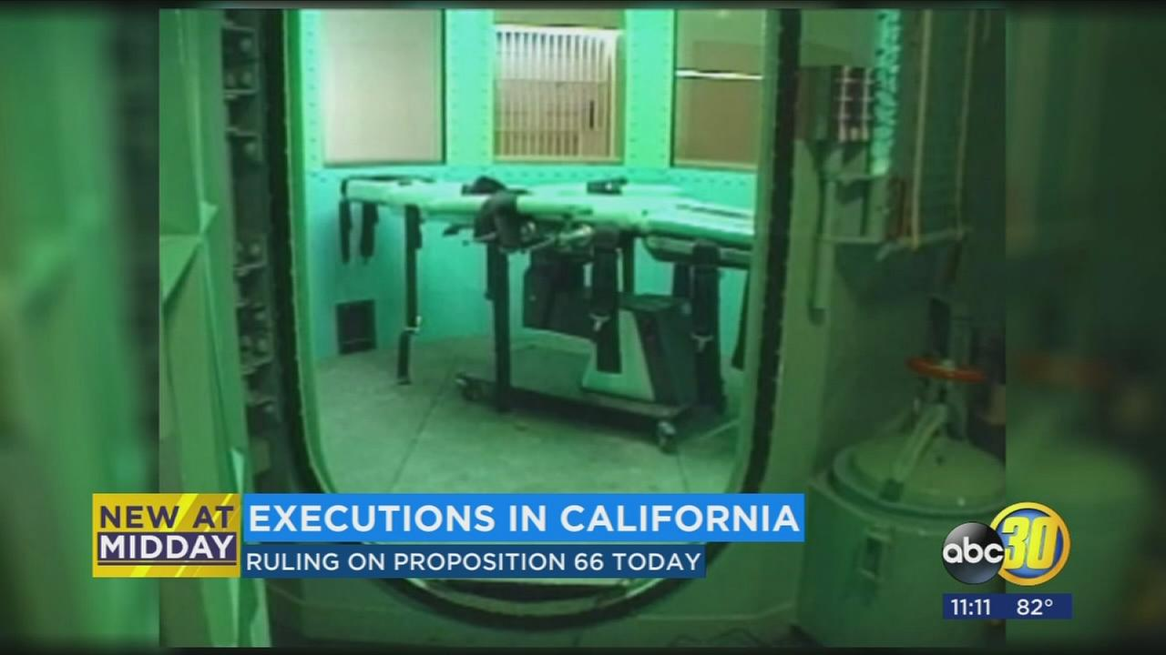 California Supreme Court upholds Prop 66 to speed executions