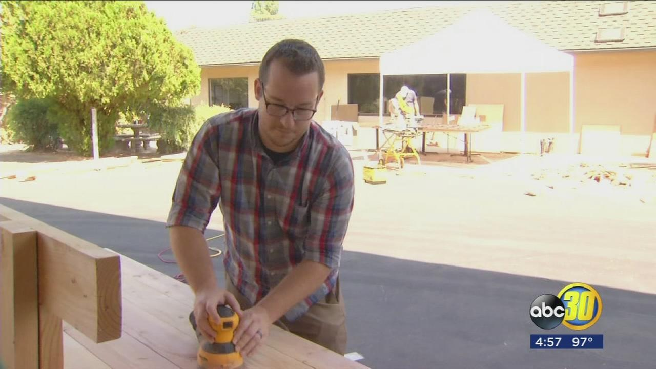 Northwest Fresno business mixing work with fun