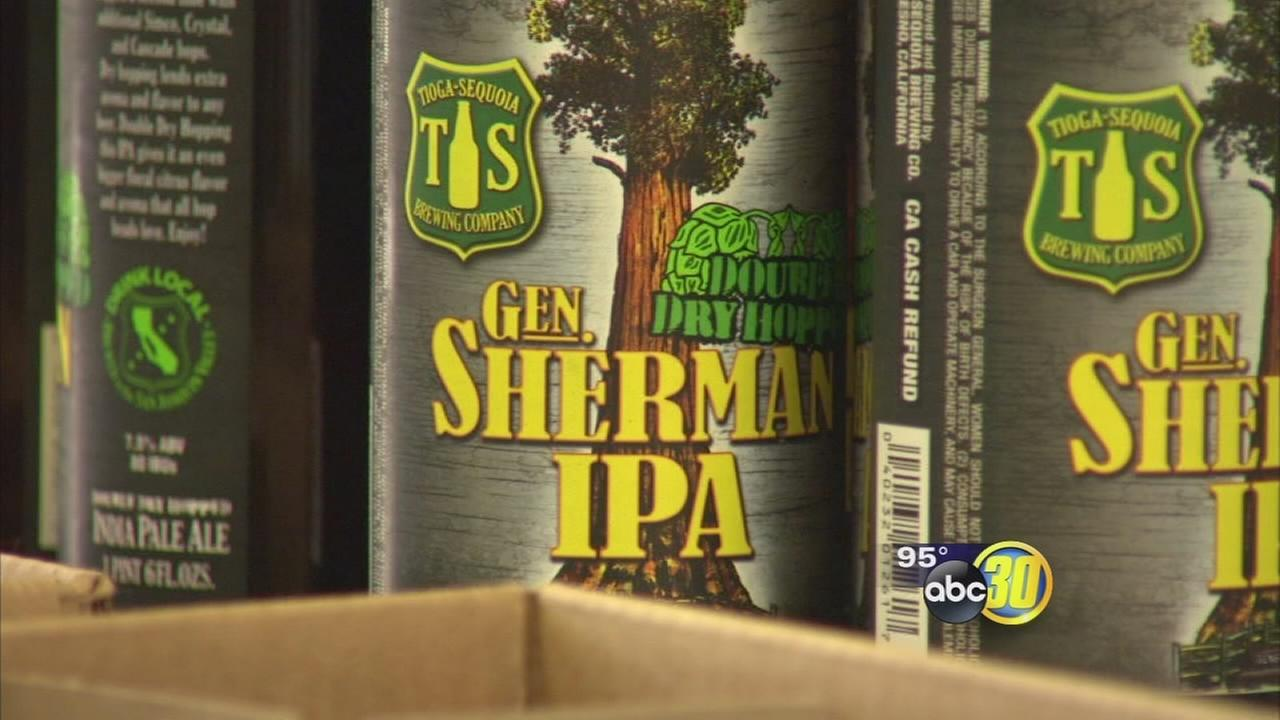 Craft breweries feeling the droughts impact