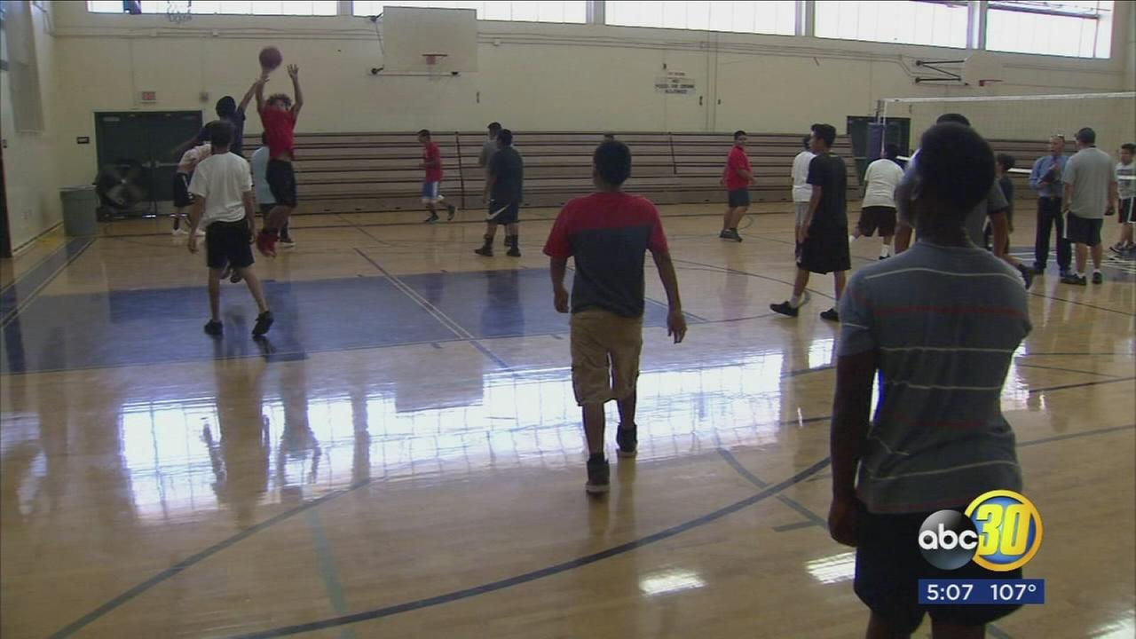Fresno schools rolling back outdoor activities during triple digit heat