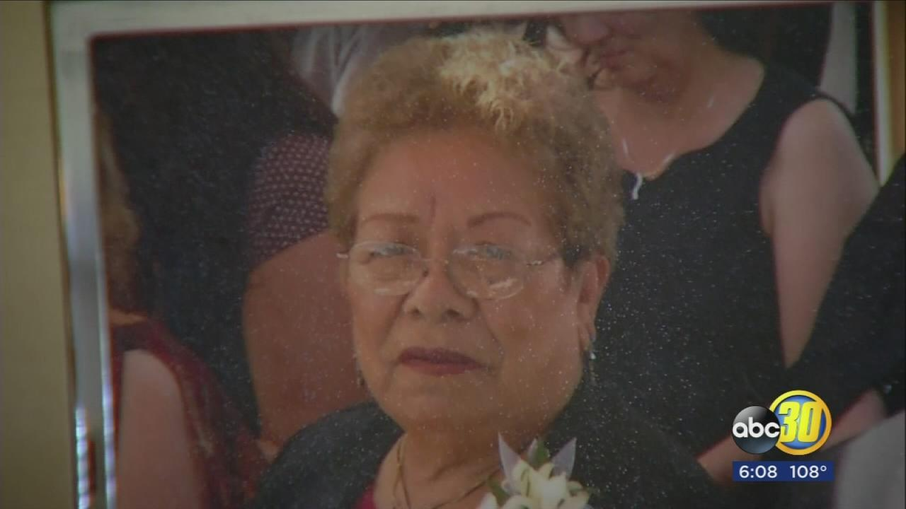 Visalia Police find hit and run vehicle; family remembers elderly victim