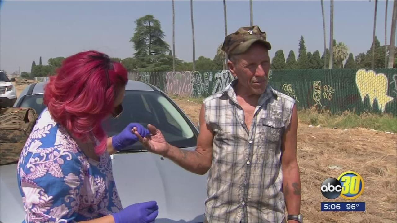 Fresnos VA hospital provides Hepatitis C testing for homeless veterans