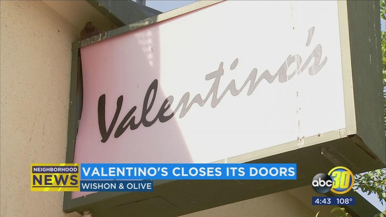 Owners of Valentinos Rock N Apparel to retire, Tower District store to close