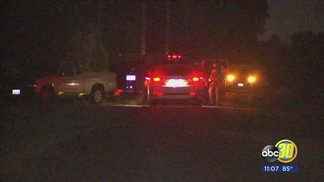 Three dead, boy rescued, after double murder-suicide near Visalia