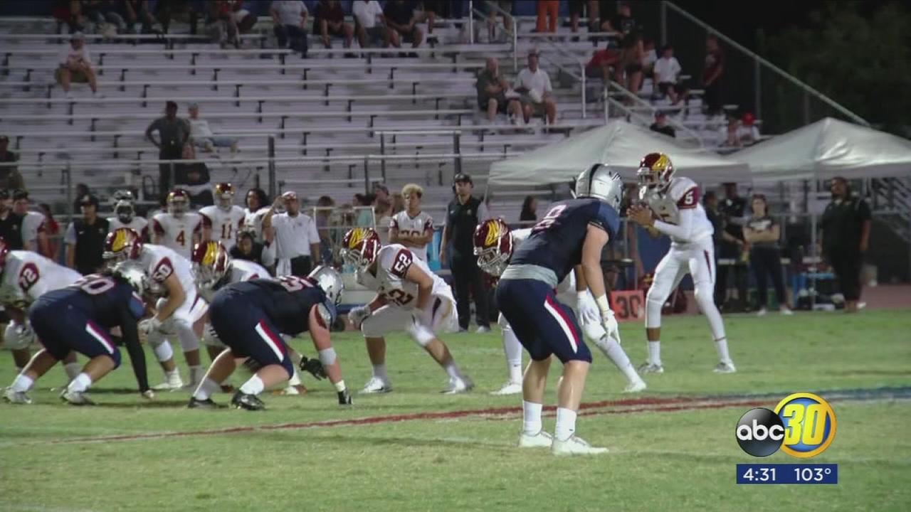 High Valley heat causing changes to high school football schedule