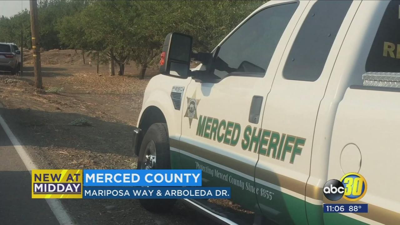 Body found in canal south of Merced