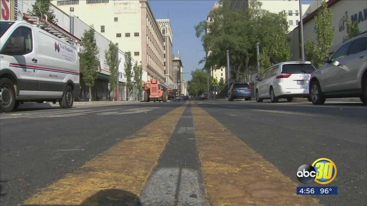 Fulton Street getting closer to reopening to the public