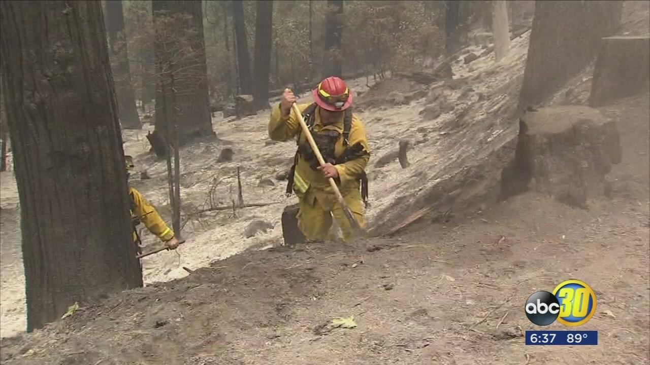 Relentless fire season, mountain communities forced to evacuate