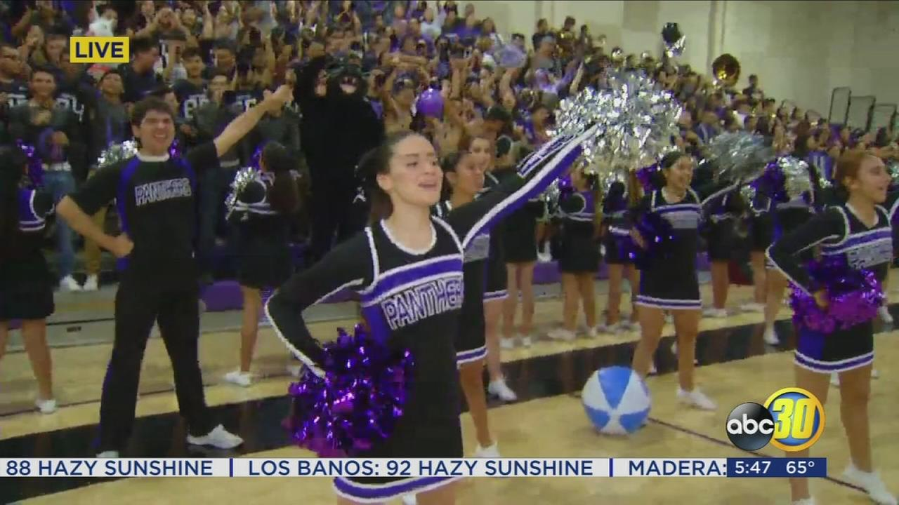 Friday Morning Football: Pacheco High Panthers