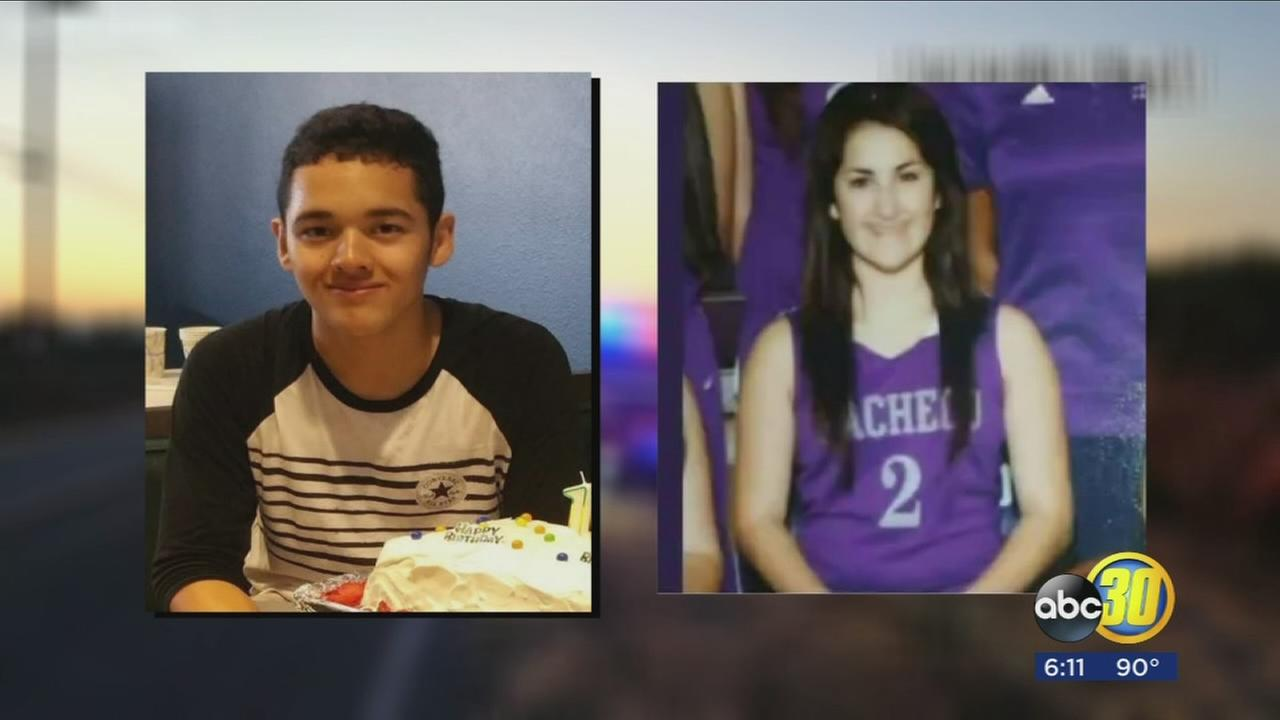 Pacheco High School honors two students who died in the last year