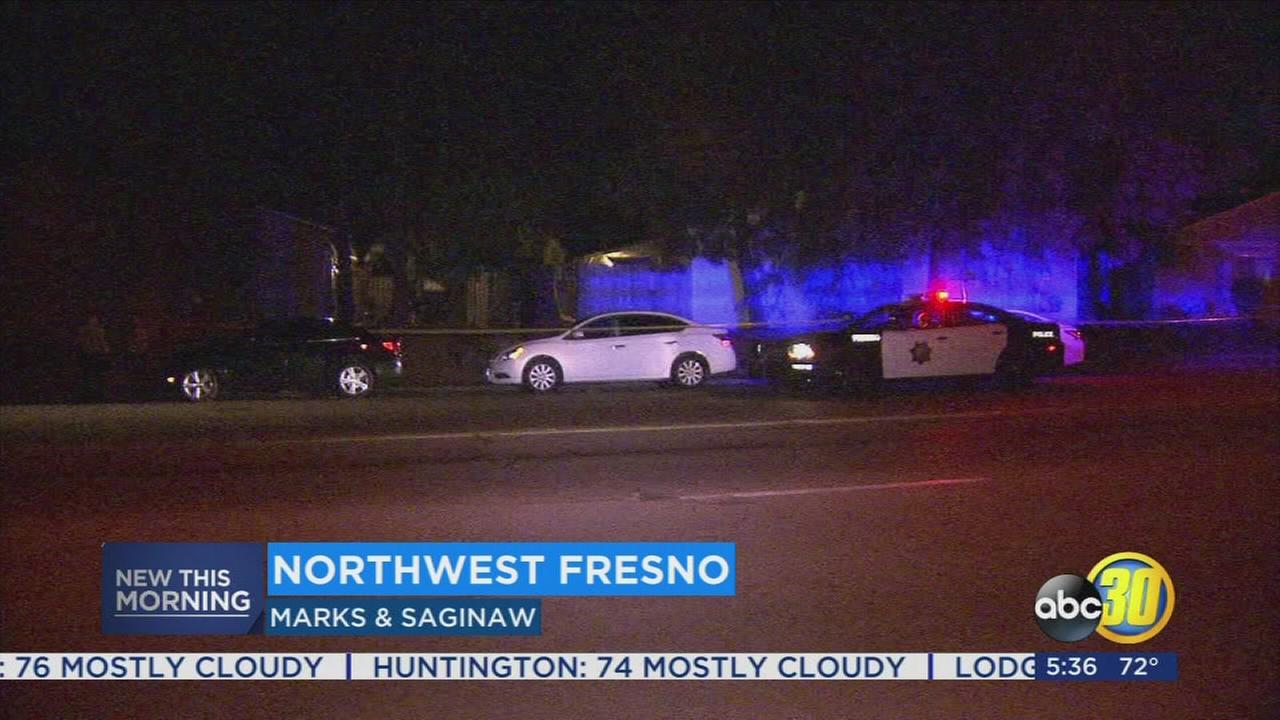 Person injured after shooting in Northwest Fresno
