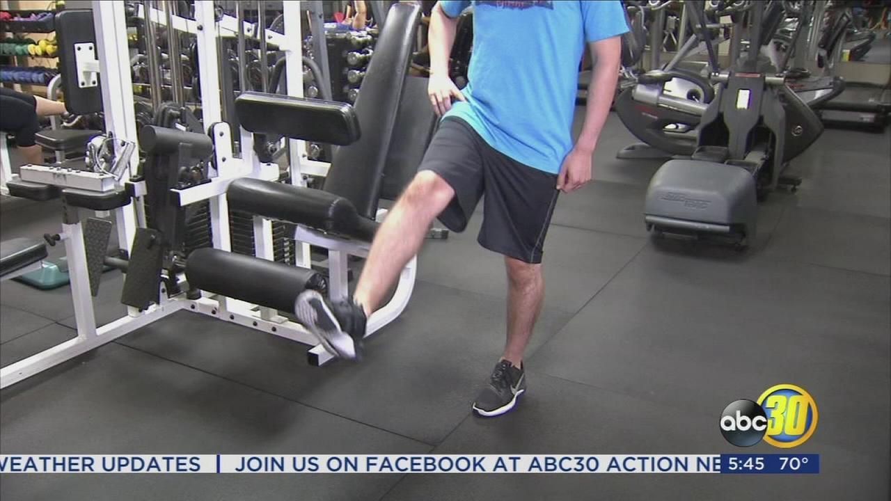 Workout Wednesday: Balance to Stay Active