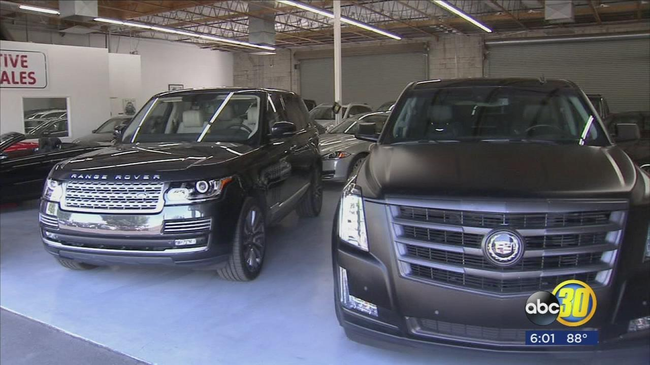 Two car dealers burglarized same day, police say cases could be related