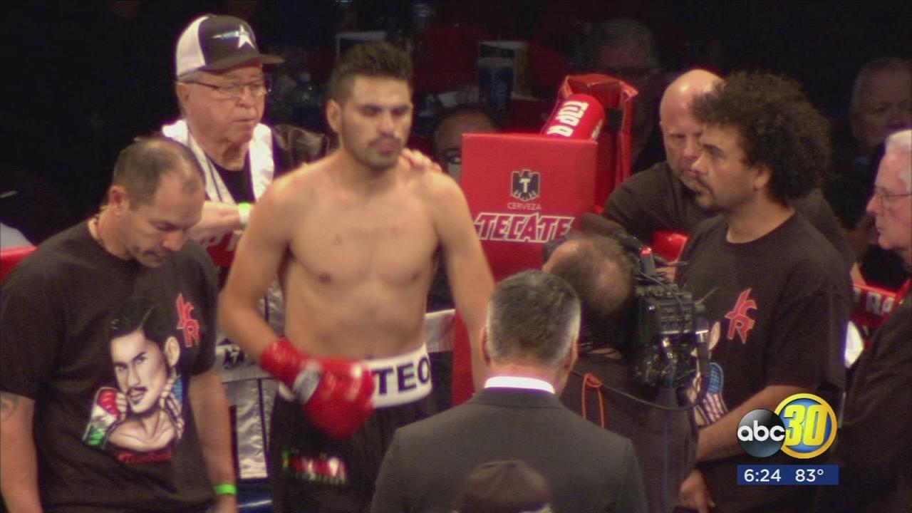 Avenal?s Jose Ramirez Headlines Fight For Water 7