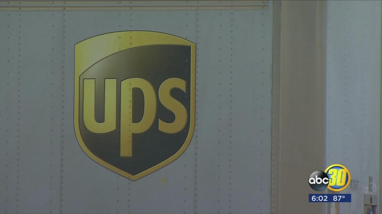 UPS expanding Visalia distribution center, bringing dozens of jobs