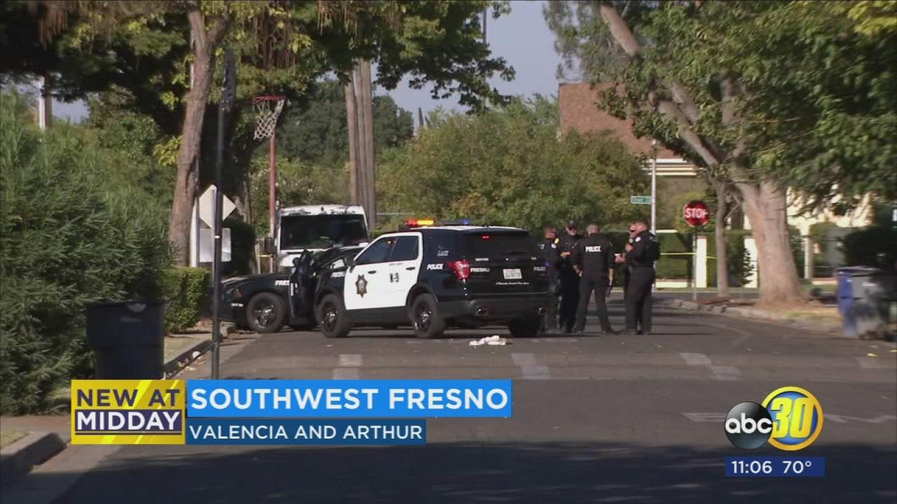 1 man left injured after shooting in Southwest Fresno