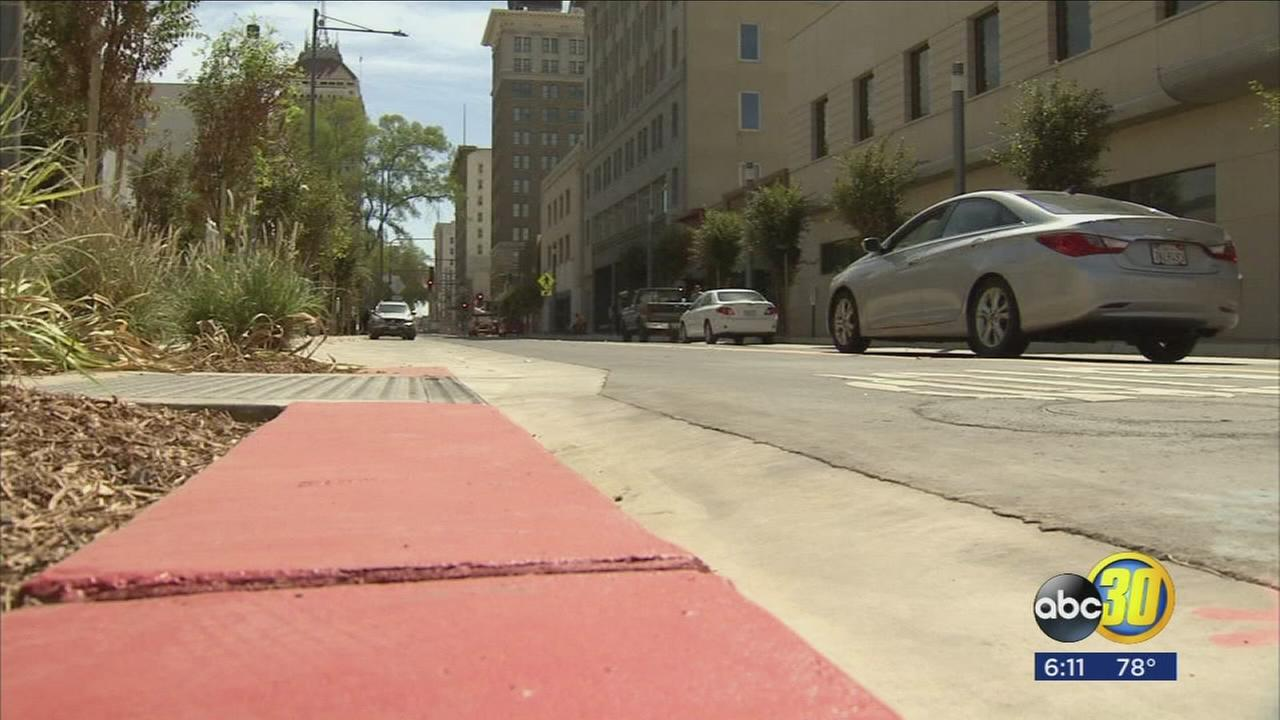 Fulton Street now open to traffic in Downtown Fresno